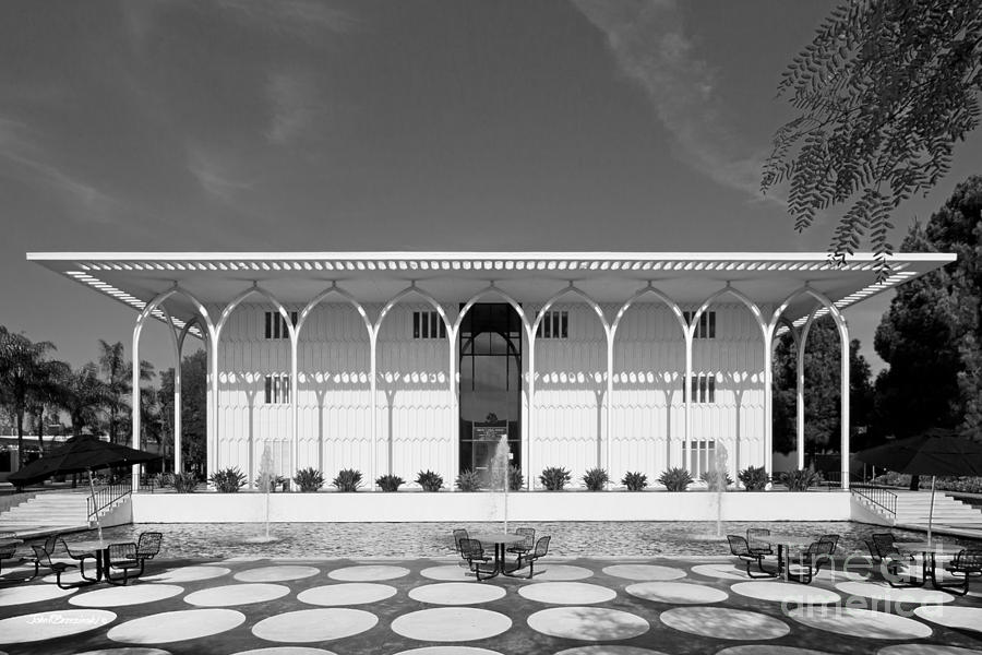 Loyola Marymount University Pereira Hall Photograph  - Loyola Marymount University Pereira Hall Fine Art Print
