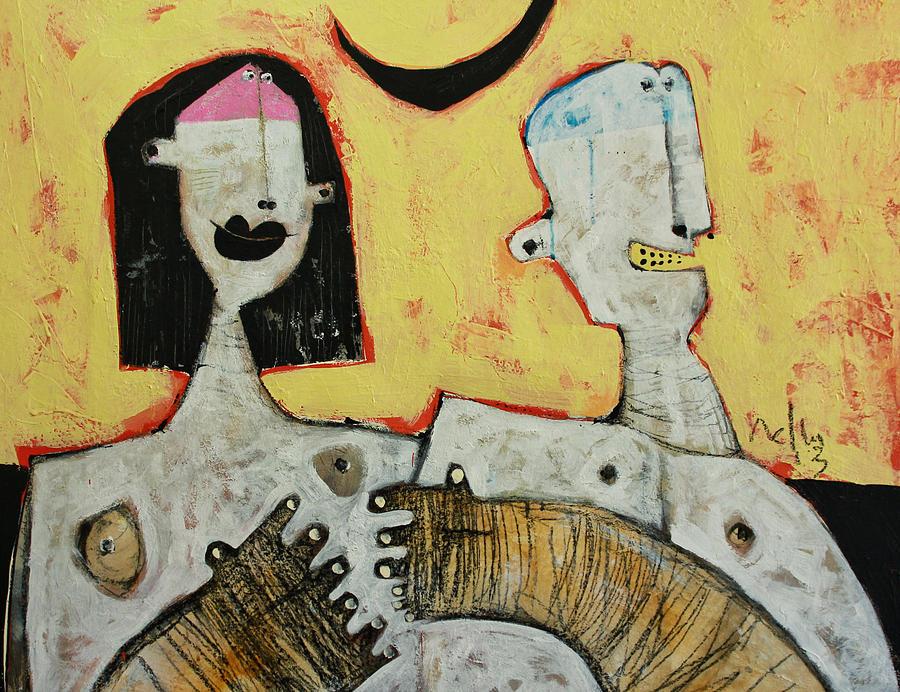 Lunam No. 5 Painting