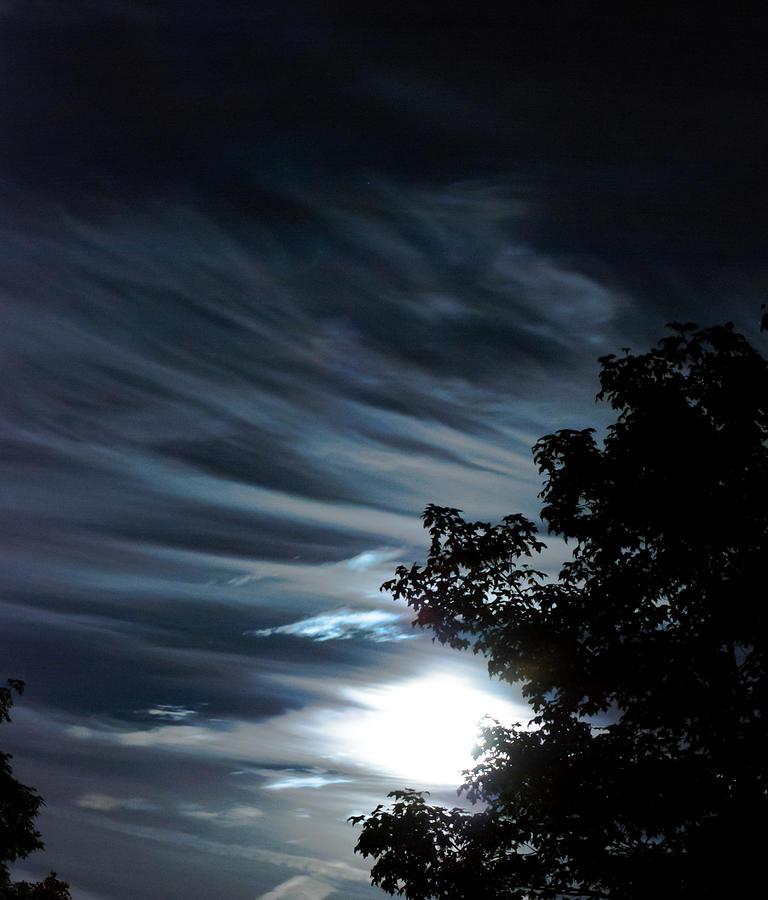 Lunar Art Photograph
