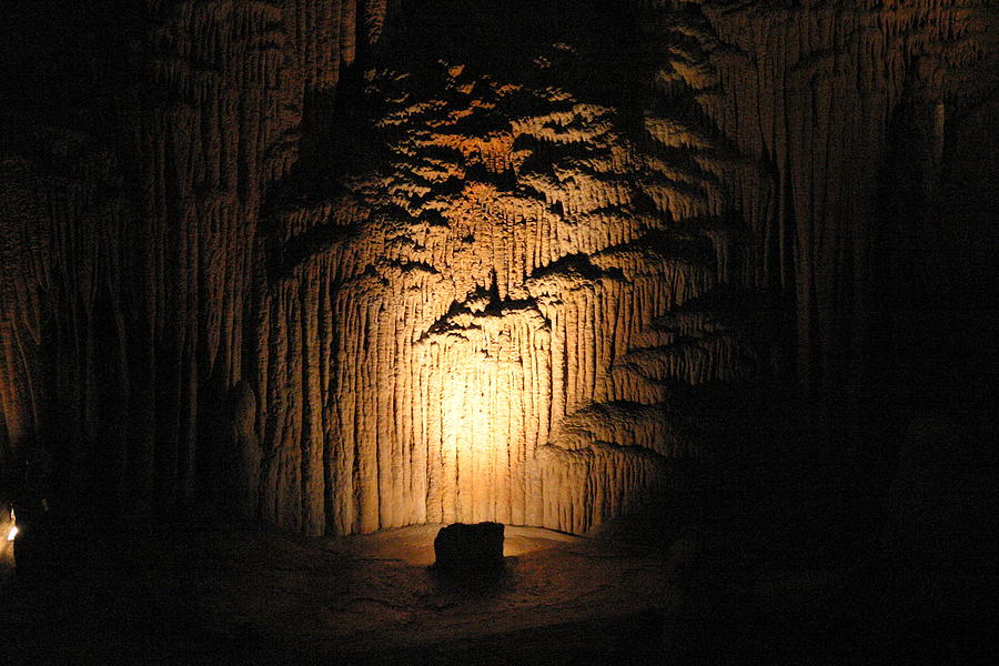 Luray Photograph - Luray Caverns - 121288 by DC Photographer