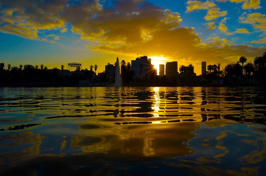 Macarthur Park Sunrise Photograph