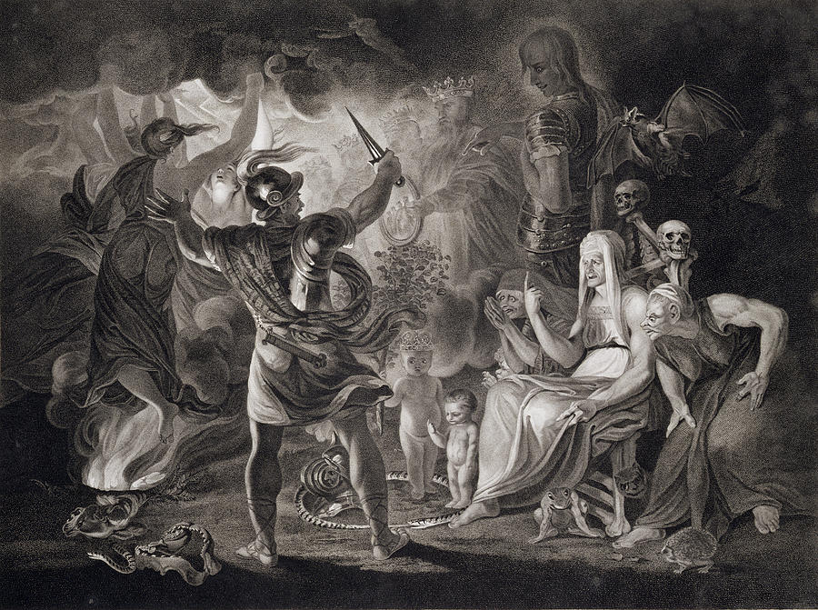 an overview of the influences in macbeth a play by william shakespeare Historical and literary context for william shakespeare's macbeth  of william shakespeare's play macbeth  influences scholars do not list macbeth.