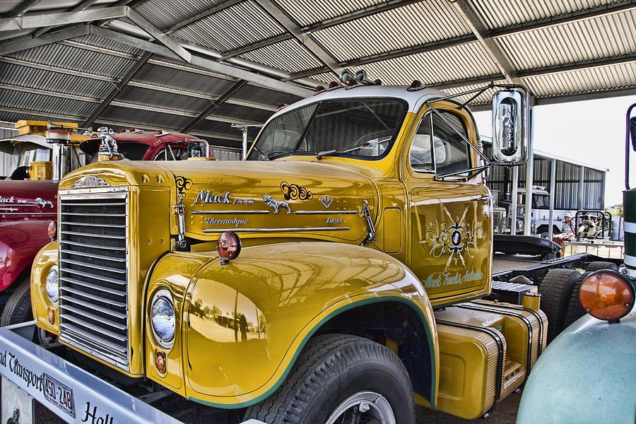 Mack Truck V3 by Douglas Barnard