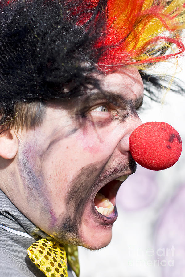 Madness The Clown Photograph