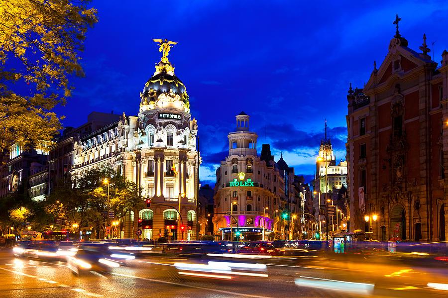 Madrid 01 Photograph