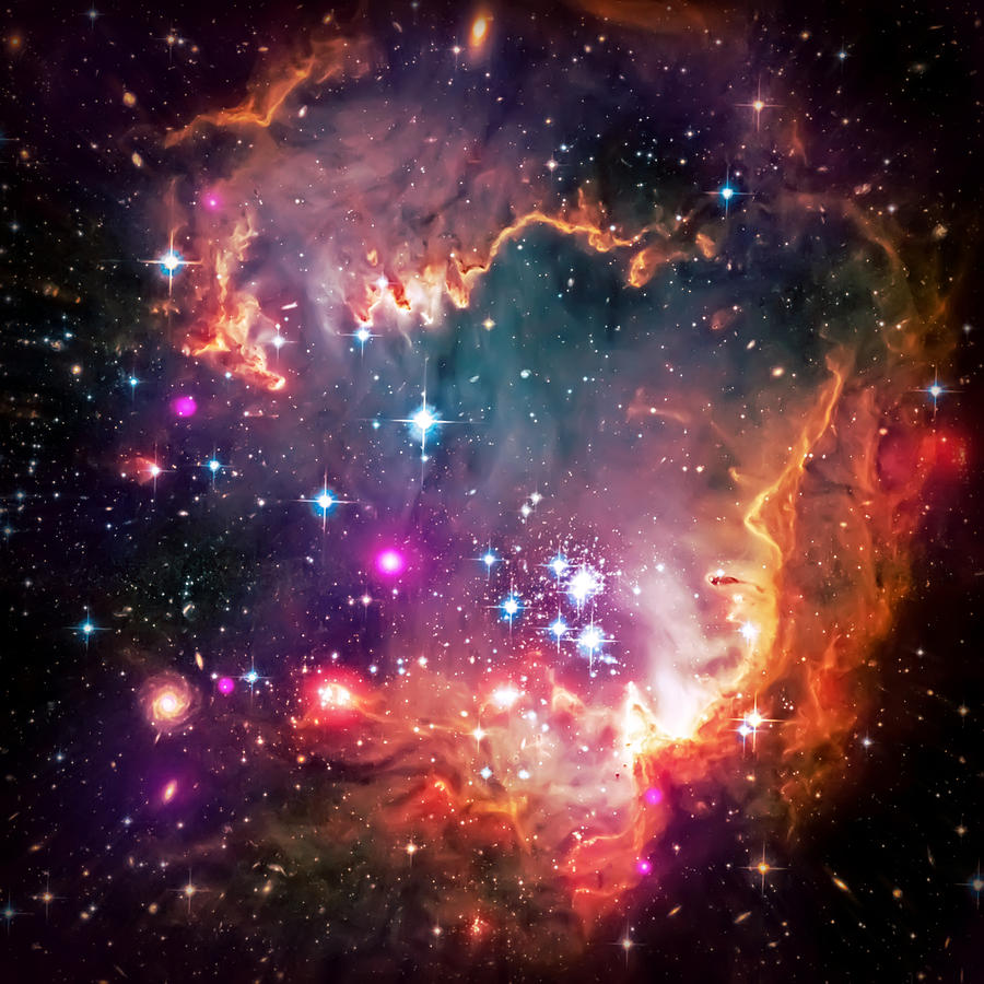 Magellanic Cloud 2 Photograph  - Magellanic Cloud 2 Fine Art Print