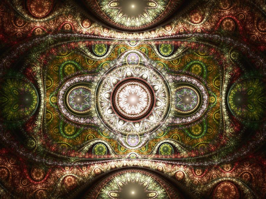 Magic Carpet Digital Art