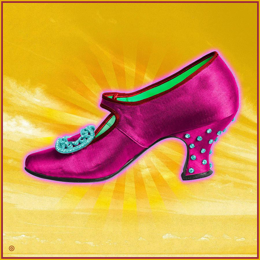 Magic Shoe Digital Art