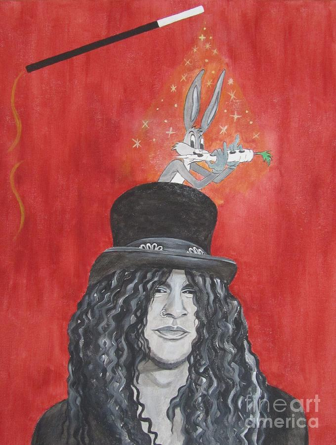 Magic Slash Painting