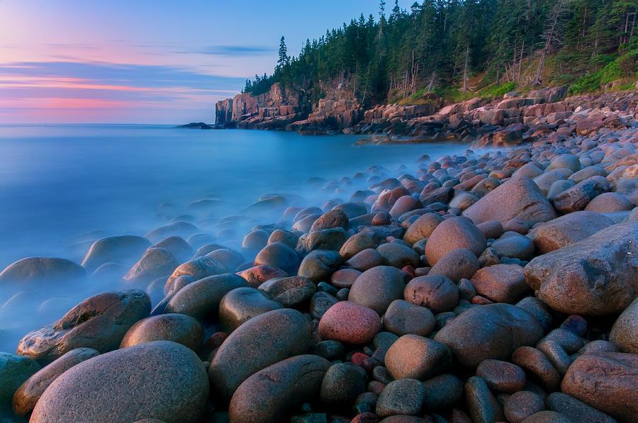 Magical Light - Acadia Photograph