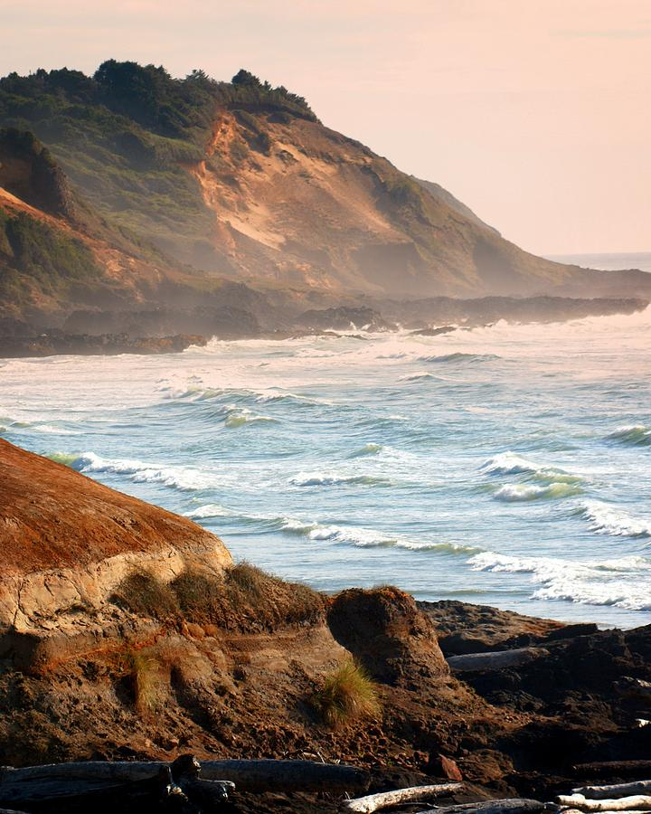 Magnificent Coast  Photograph