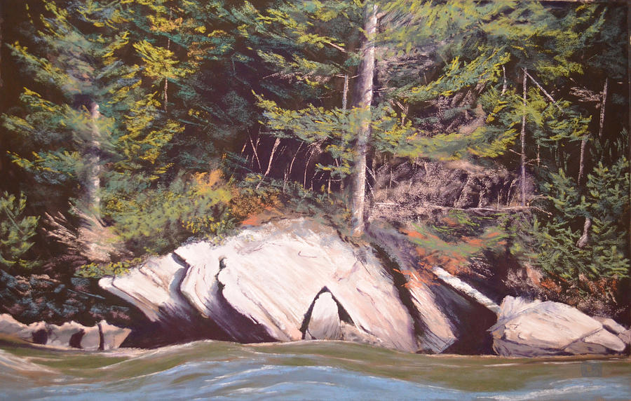 Maine Coast Painting