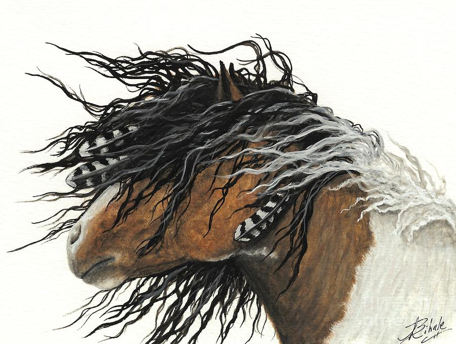 Majestic Horse Series 67 Painting