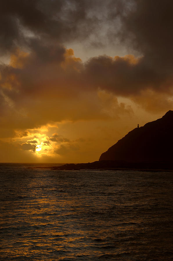 Makapuu Point Lighthouse Sunrise Photograph