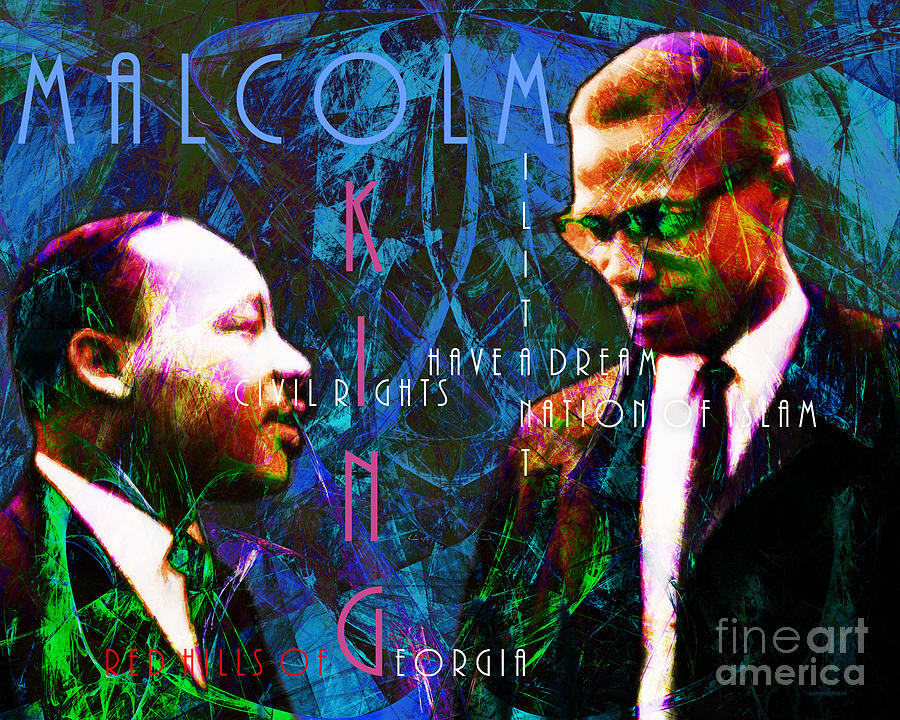 Malcolm And The King 20140205p180 With Text Photograph