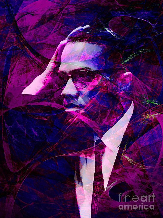 Malcolm X 20140105m88 Photograph