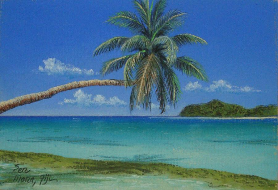 Mana Beach Painting