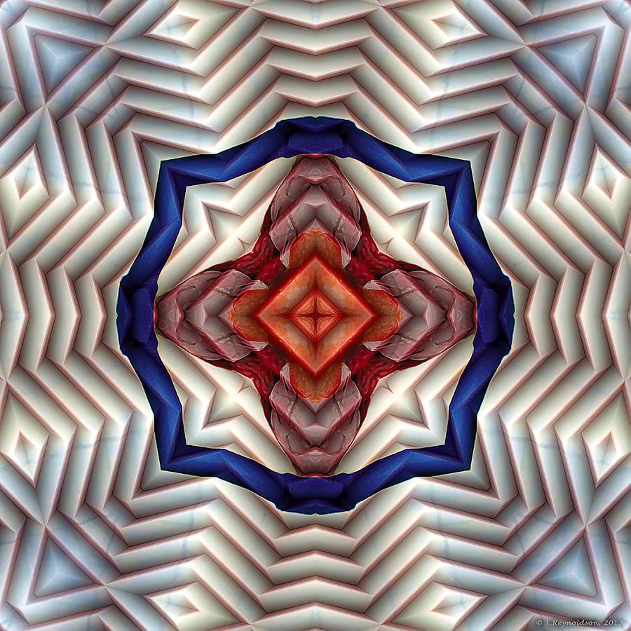 Mandala 11 Digital Art