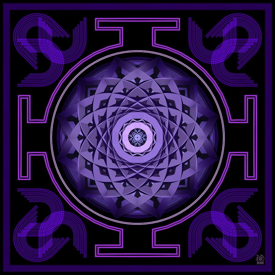 Mandala Hypurplectic Digital Art