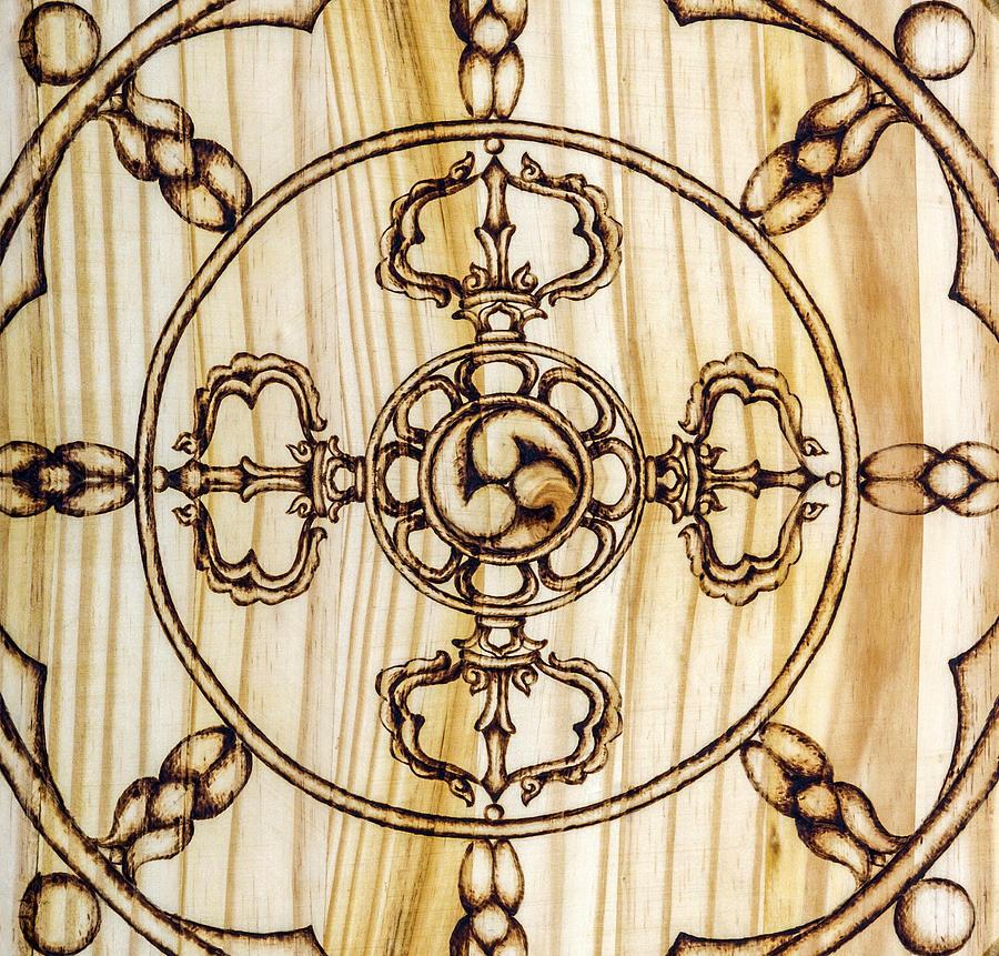 Mandala Photograph