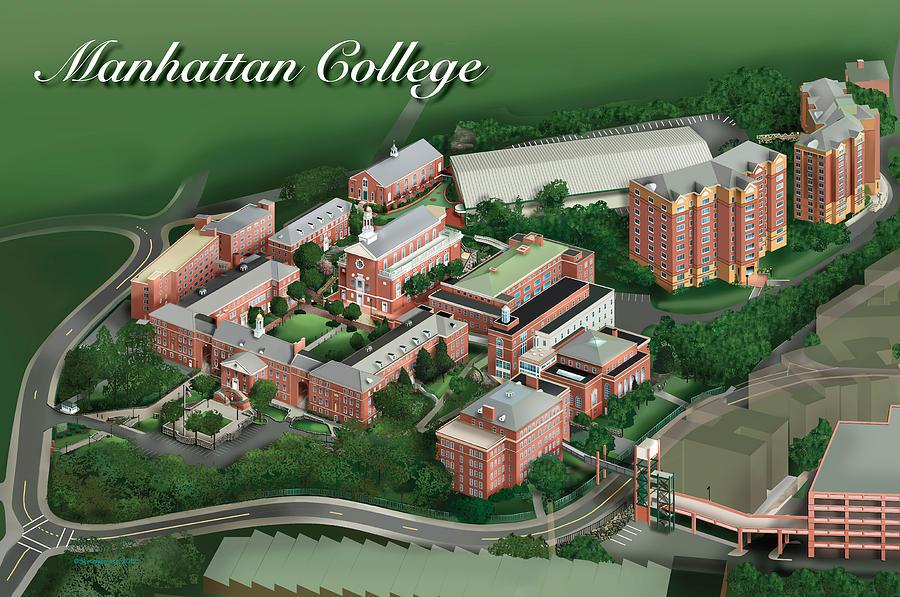 Manhattan College Drawing