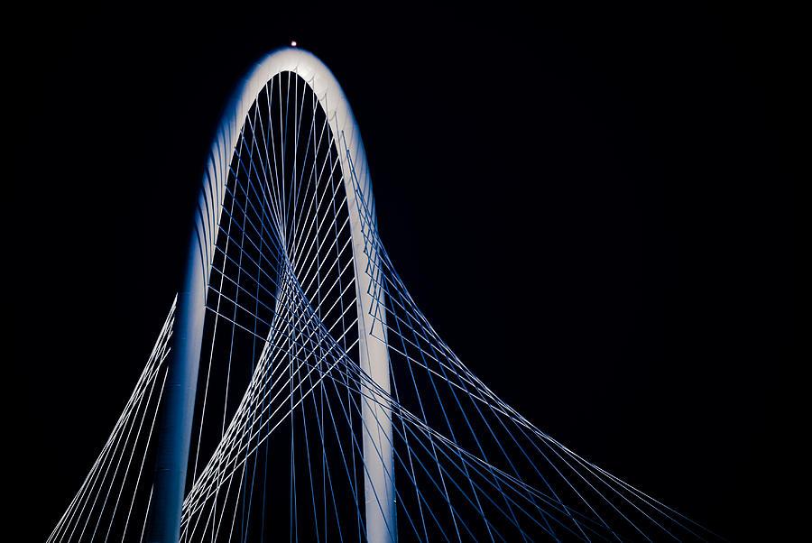 Art Photograph - Margaret Hunt Hill Bridge by Darryl Dalton