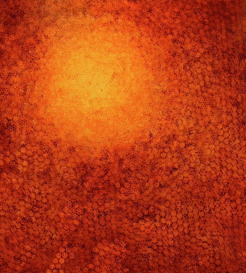 Marigold Painting