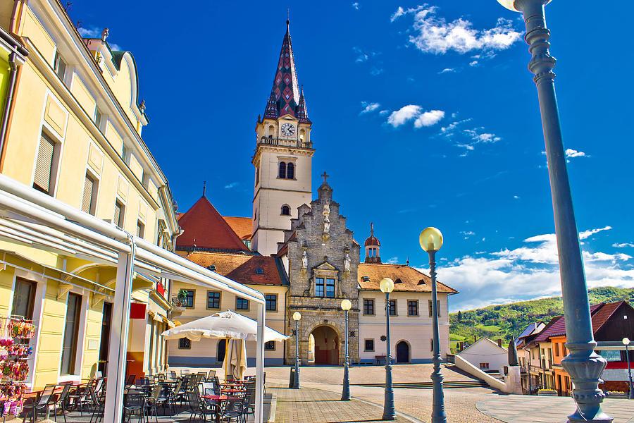 Marija Bistrica Marianic Sanctuary In Croatia Photograph