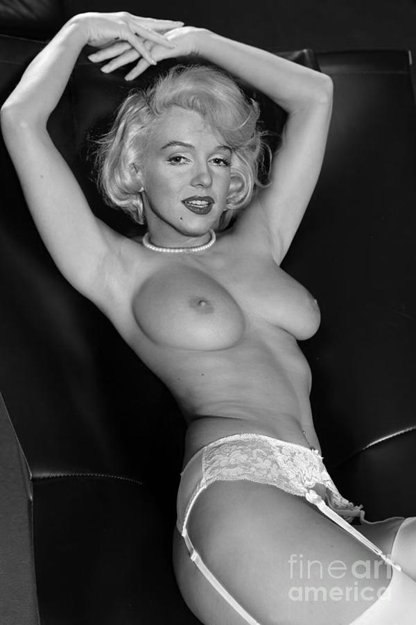 from Hugh hot marylin monroe naked