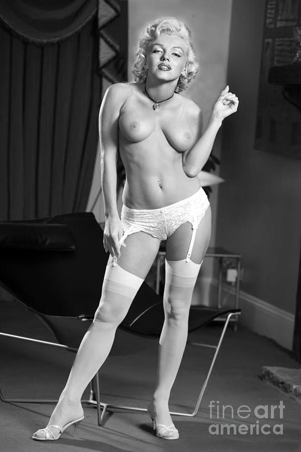 Hot!!!!! marilyn monroe Real nude just