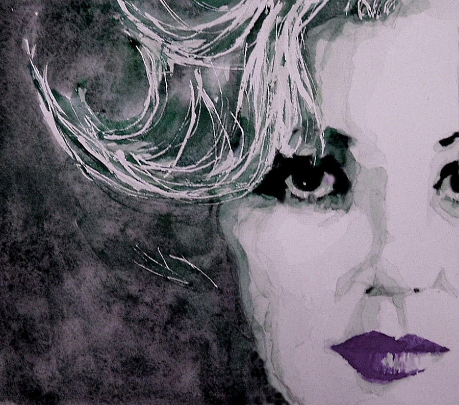 Marilyn No9 Painting