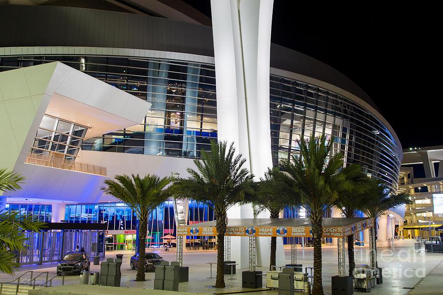 Marlins Park Stadium Miami 5 Photograph