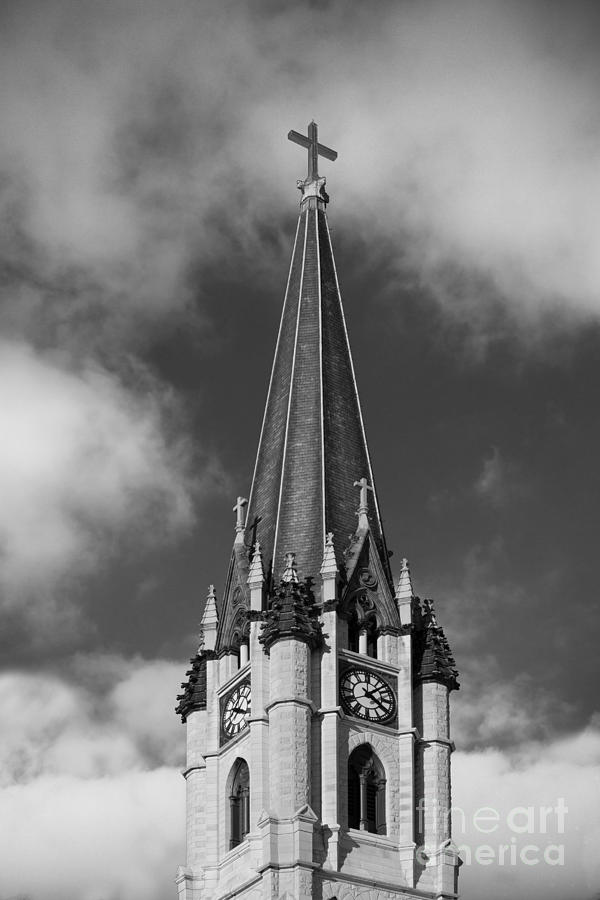 Marquette University - Church Of The Gesu Photograph  - Marquette University - Church Of The Gesu Fine Art Print