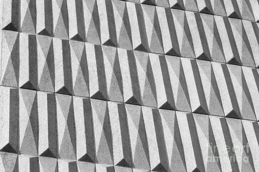 Marquette University Patterns Photograph