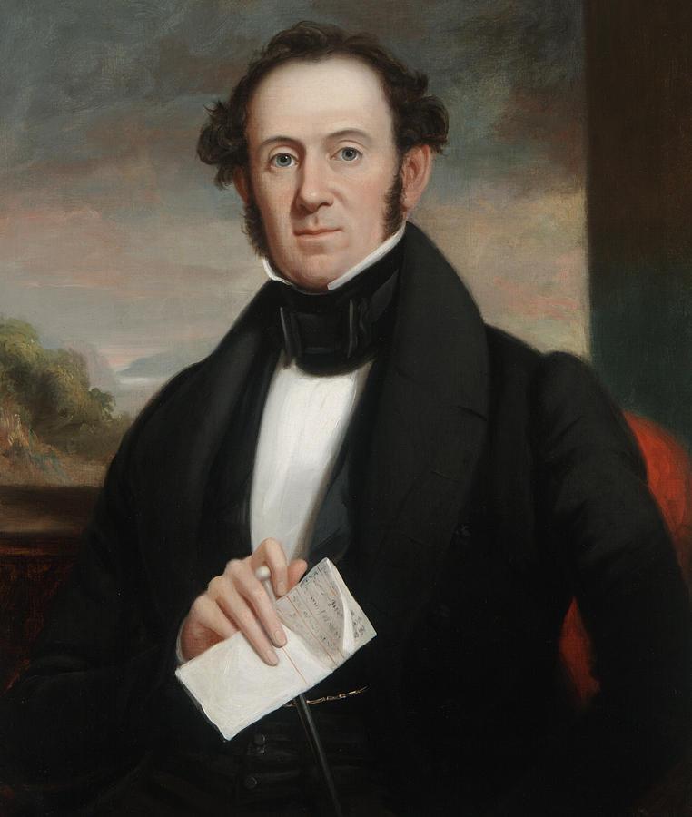 Martin Van Buren Painting