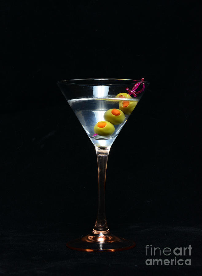 Paul Ward Photograph - Martini by Paul Ward