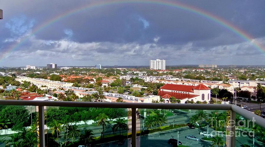 Marvelous Rainbow Painting