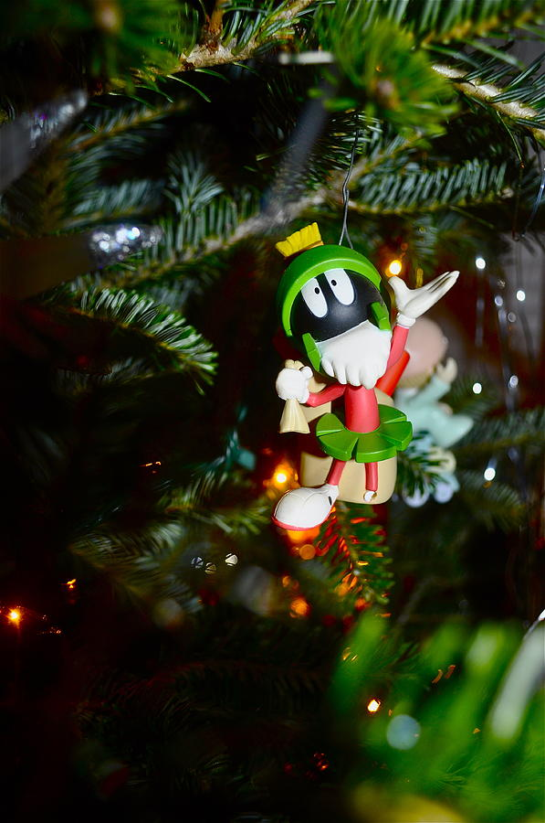 Marvin The Martian Photograph
