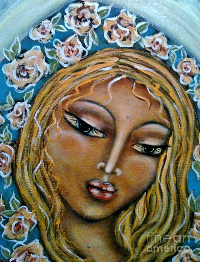 Mary Mary Painting