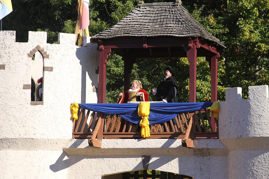 Maryland Photograph - Maryland Renaissance Festival - Open Ceremony - 12125 by DC Photographer