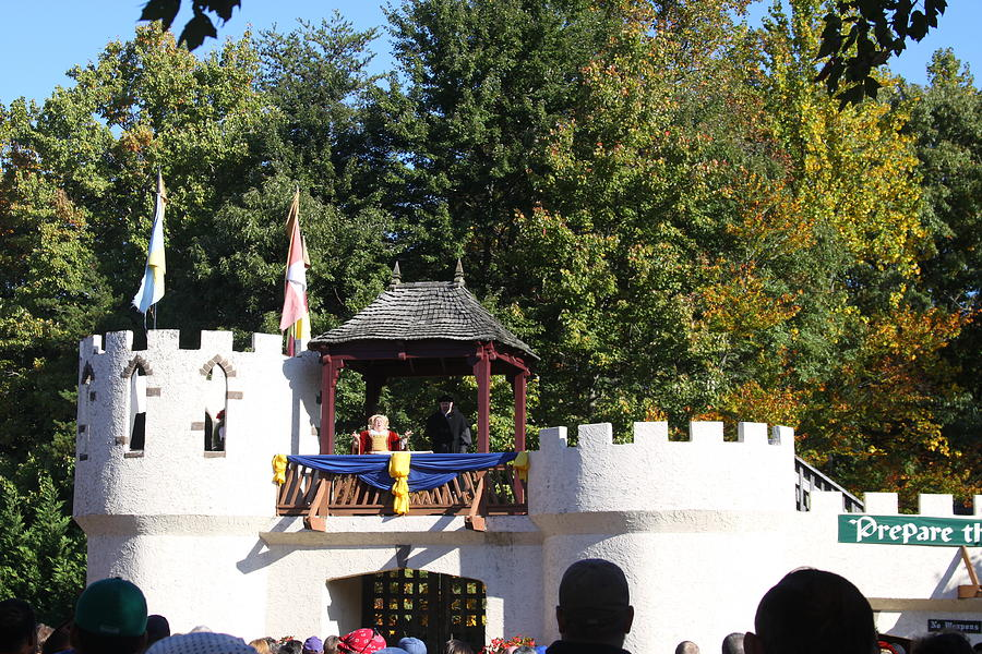 Maryland Photograph - Maryland Renaissance Festival - Open Ceremony - 12126 by DC Photographer