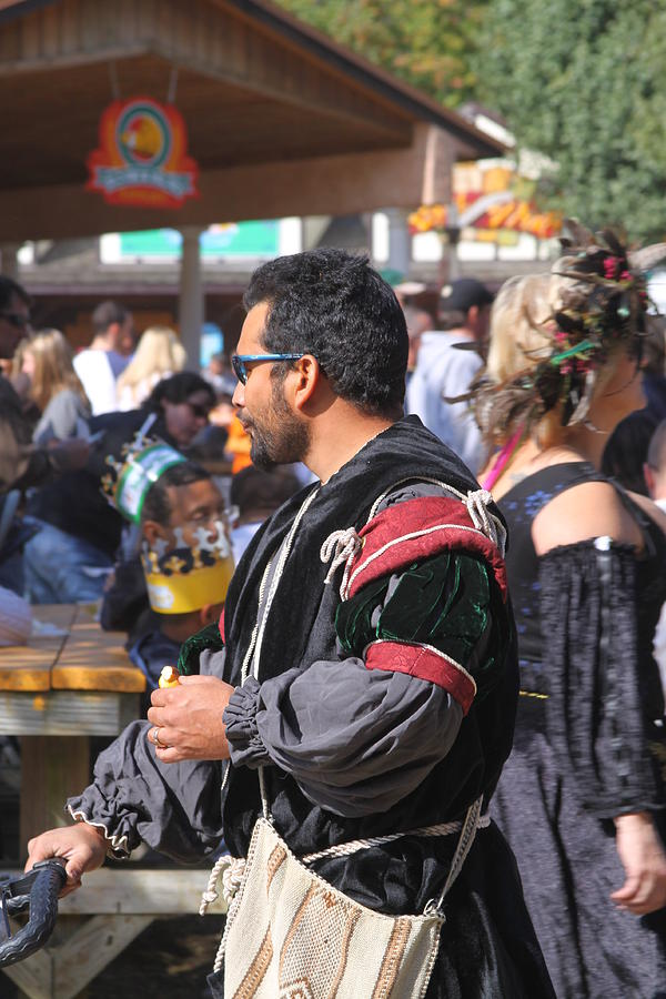 Maryland Renaissance Festival - People - 121248 Photograph  - Maryland Renaissance Festival - People - 121248 Fine Art Print