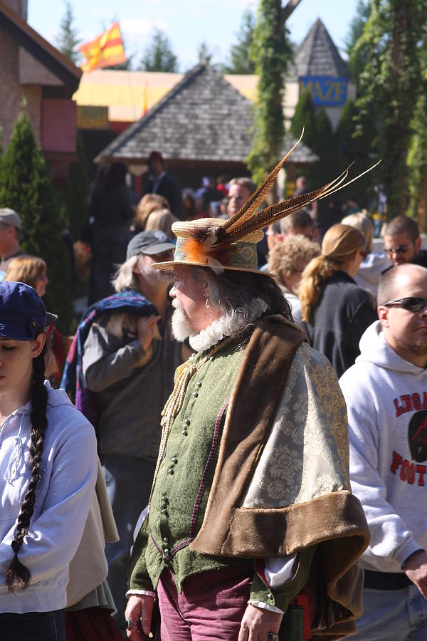 Maryland Renaissance Festival - People - 121249 Photograph  - Maryland Renaissance Festival - People - 121249 Fine Art Print