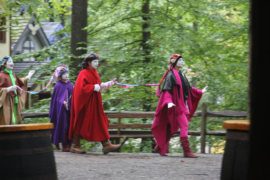 Maryland Renaissance Festival - People - 121289 Photograph