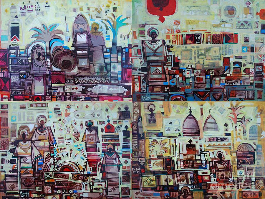 Maseed Maseed 3 Painting
