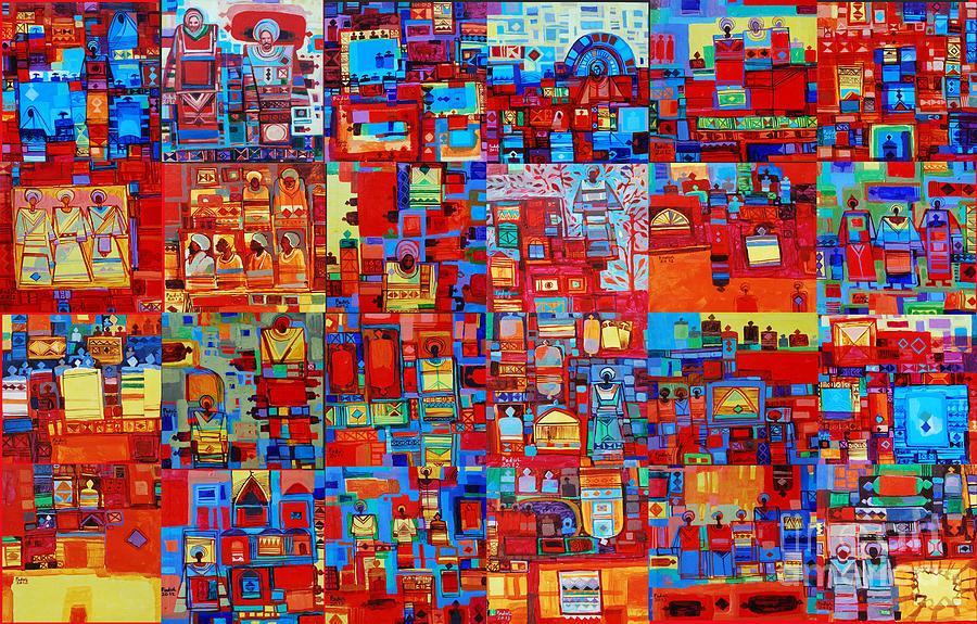 Maseed Maseed Painting