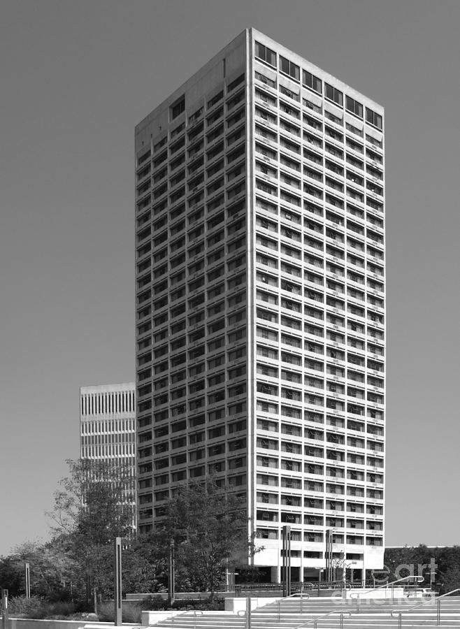 Massachusetts Institute Of Technology Administration Building Tower Photograph