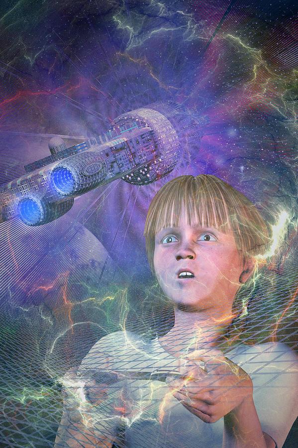 Master Of The Universe Digital Art