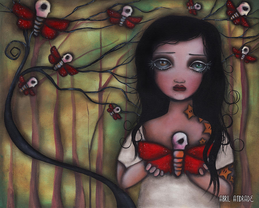 Matilda Painting