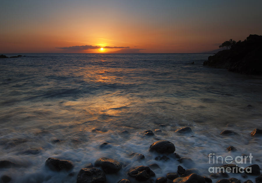 Maui On The Rocks Photograph  - Maui On The Rocks Fine Art Print